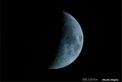 1° croissant 396.130 km (studio miglia) Tags: lune moon astrophotographie nuit night nature sonyrx10m3 sony zeissvariosonnart zeiss lunaire carlzeiss 24x600mm