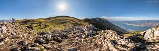 Monte Baldo, Gardasee, Lago di Garda, Lake Garda