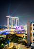 Laser Show (Damien Borel) Tags: singapore asia travel panpacific marinabaysands marinabay lasershow night longexposure damienborel boblastic