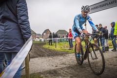 Maaike Meistrok (G. Warrink) Tags: cyclocross veldrijden nkveldrijden cycling surhuisterveen u23 junior women womenscycling womenofcycling