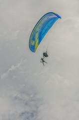 Base jump from paraglide (mcvmjr1971) Tags: 150500os 2018 50mmf18d 5°desafiodeparabase d7000 basejump campeonatobrasileirodeparabase charitas lenssigma mmoraes nikon niterói parabase paraglider parapente