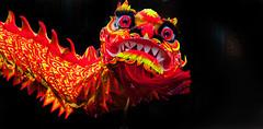 Cross (Tony Shertila) Tags: europe britain england merseyside liverpool newyear chinesenewyear dragon celebrations face teeth eyes unitedkingdom gbr