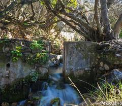 Antiguo molino (josmanmelilla) Tags: granada españa campo naturaleza rio verde sony azul cielo pwmelilla flickphotowalk pwdmelilla pwdemelilla