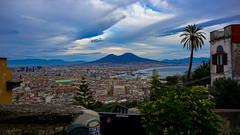 Napoli, Campania - Italy (DiSorDerINaMirrOR) Tags: napoli naples vesuvio vesuvius