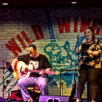 On Stage At Wild Wing Cafe thumbnail