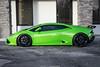 Looks Dope (Hunter J. G. Frim Photography) Tags: supercar colorado lamborghini huracan lp6104 verde mantis green v10 awd italian lowered wing carbon lamborghinihuracan lamborghinihuracanlp6104