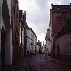Mood (carterelizabeth) Tags: bruges belgium rolleiflex tlr film 120 kodak portra400 europe