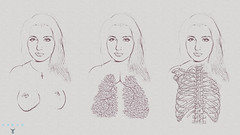 A N A T O M Y (XAEVO DELUXE) Tags: xaevodeluxe xaevo astoriafibonacci astoria fibonacci drawing anatomy art concept conceptualart