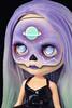 Space Goddess Commission (lolidolicustoms) Tags: blythe doll takara ooak custom commission lolidoli uk space galaxy calavera