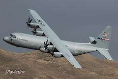 C-130J Hercules (Richie B - SRaviation) Tags: mach loop bwlch exit 26 feb 2018 north wales low level