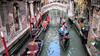 Venice (dckellyphoto) Tags: 2014 italy italia veneto venice venetia venezia europe canonpowershotsx160is gondola gondolas