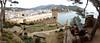 El Castell de Tossa de Mar - Costa Brava - Girona (Catalonia) (Isabel Aguado Rodríguez) Tags: sea tossademar girona costabrava castle panoramicas cannon beach