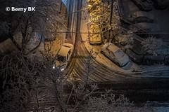 Soir de neige sur Tehran   ♂️ (bernard78br) Tags: fujifilm fujifilmxpro2 fujinon fujinonxf23mmf12rwr hiver iran lens lightroomcc logicielstraitementimage météosaisons neigesnow photographie photographiematerieletlogiciels saisons tehran téhéran xpro2 xf23f12