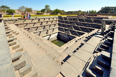India - Karnataka - Hampi - Stepped Tank - 21 (asienman) Tags: steppedtank india karnataka hampi virupakshatemple asienmanphotography