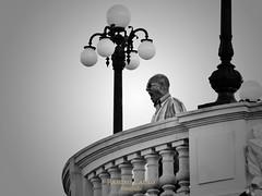 El bostezo (rcaulok) Tags: bostezo yawn tigre buenos aires argentina byn bw street photography streetphotography