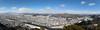 Nagaragawa and Japan Alps Panorama from Gifu Castle (Wormey) Tags: 2018 japan gifuken gifu gifucastle canon650d 日本 岐阜県 岐阜 岐阜城 photoshopped stitchedpanorama