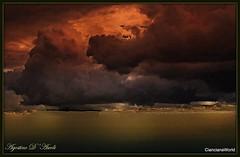 Nuvole - Effetto pittura ad olio - ( 2° elaborazione) Gennaio-2018 (agostinodascoli) Tags: art digitalart digitalpainting landscape paesaggi nuvole mare cielo colore fullcolor agostinodascoli nikon nikkor photoshop photopainting
