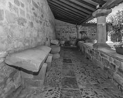 Claustros San Martín de Elines