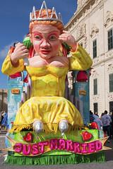 Malta carnival 2018 (Majorimi) Tags: malta valletta carnival festival mask people street car dance fun