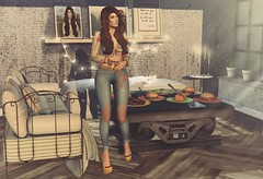 LOOK-528-Hungry (Julia Pariz) Tags: collabor88 cosmopolitan fameshed thechapterfour uber ariskea blueberry chezmoi exile teefy yourdreams zerkalo