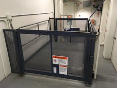Materials Lift elevator at Georgia Tech (DieselDucy) Tags: ascenseur ascensor elevator elevatorbutton georgiatech lift lyfta lyftu