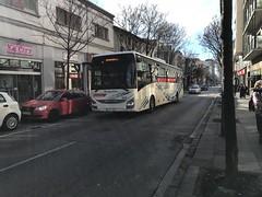 Rareza Sagalés 929 (víctormolina27) Tags: mollet sabadell 360 cra hispania sagales crossway bus iveco