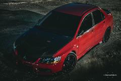 Mitsubishi EVO IX 870ps (The Best Cars GR) Tags: mitsubishi evo ix turbo 4g63 dragster carbon seibon thebestcarsgr jdm