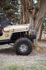 Jeep & Snow -7 (sammycj2a) Tags: willys jeep snow nikon rockcrawler winch factor55 ogden utah