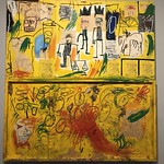 Untitled (Yellow Tar and Feathers), 1982, Jean-Michel BASQUIAT. thumbnail