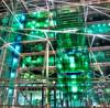 The Matrix (Stuck in Customs) Tags: london ratcliff stuckincustomscom trey treyratcliff uk aurorahdr hdr hdrtutorial hdrphotography hdrphoto building architecture lights green glass structure sony a7r england britan europe