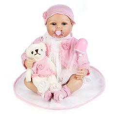22′′ Reborn Baby Toddler Doll Vinyl Silicone Realistic Lifelike Newborn toys (1247720) #Banggood (SuperDeals.BG) Tags: superdeals banggood toys hobbies 22′′ reborn baby toddler doll vinyl silicone realistic lifelike newborn 1247720