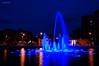 Fuente, Málaga (amerida59) Tags: málaga costadelsol fuente agua nocturna