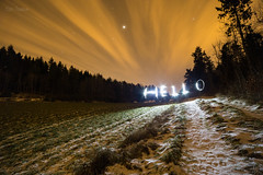Welcome back ET (Normann Photography) Tags: et taranrødveien aliens alphabet code communication composition contact earthlysigns extraterrestrial fields hello isthereanyoneoutthere jupiter lines longexposure nightlights nightphotography orange signs stars welcomeback vestfold norway no etphonehome