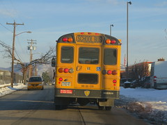 George M. Carroll Inc. #68 (ThoseGuys119) Tags: georgemcarrollinc newburghny schoolbus ic bluebird thomasbuilt