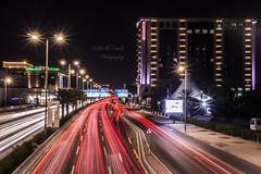 Mövenpick  hotel and high way! (Ali:18 (علي الطميحي)) Tags: جده طريقالمدينة حيالسلامة حيالبوادي فندقموفنبيك تعريضطويل شارعحراء السعودية saudiarabia jeddah highway exposure madinaroad movenpickhotel mövenpick