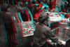 Brooklyn, New York (DDDavid Hazan) Tags: brooklyn ny newyork nyc newyorkcity restaurant dimsum foodcart tables anaglyph 3d bwanaglyph blackandwhiteanaglyph 3danaglyph 3dstereophotography redcyan redcyan3d stereophotography stereo3d streetphotography