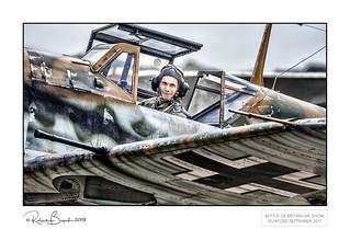 Messerschmitt pilot