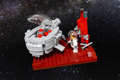 Lego Moments in Space - atana studio (Anthony SÉJOURNÉ) Tags: lego moments space legoideas vote afol moc creator atana studio anthony séjourné