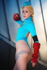 Shiroiaisu - Cammy White (Niew Photography) Tags: cammy white cosplay cosplayer powerfull mighty fighter streetfighter videogame game gamecosplay butt datass