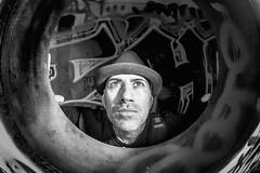 Sly Vegas (Thomas Hawk) Tags: america bayarea california cossonhall sf sagehall sanfrancisco slyvegas treasureisland usa unitedstates unitedstatesofamerica westcoast abandoned graffiti fav10 fav25 fav50