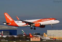OE-IVQ (@Eurospot) Tags: oeivq gezpm airbus a320 easyjet toulouse blagnac