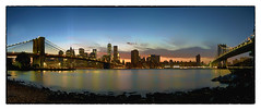 Brooklyn Bridge Manhattan (Chip Renner) Tags: bridge newyork nyc hdr hudsonriver eastriver bearmountain