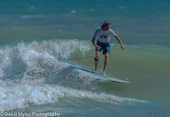 Longboarder (mylesfox) Tags: surfer surfing longboard