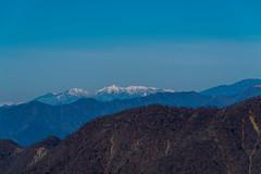 八ヶ岳・金峰山@檜洞丸西側