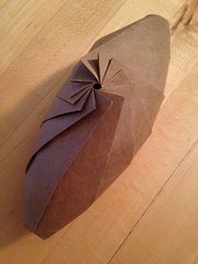 Lunoid with blunted tips, by Philip Chapman-Bell, folded by me. (uqbarryn) Tags: thomassibold