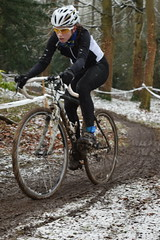DSC_0118 (sdwilliams) Tags: cycling cyclocross cx misterton lutterworth leicestershire snow