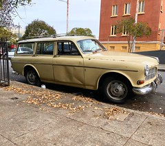 (wirednerd) Tags: volvo stationwagon estate sanfrancisco