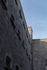 Dream of escape (KevPBur) Tags: canon650d canonkissx6i canonrebelt4i dublin ireland kilmainhamgaol sigma30mmf14exdchsm wall bluesky chimney disused prison solid trapped windows