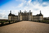 Château de Chambord (timothydetournay) Tags: sunday castel château france french couché soleil sun photography bleu blanc rouge nikon d750 chambrord cheverny chenonceau travel holliday voyage