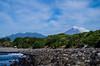 Mount Taranaki (Tread__Lightly) Tags: beach forest travel ocean volcano geology surfing pentax nz photography scenery landscape summer snow wow